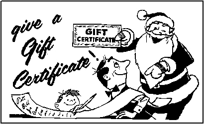 Feng Shui Gift Certificates for the Holidays