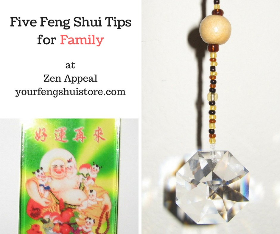 Five Feng Shui Tips for Dealing with Family