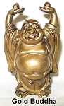 Buddha Red or Gold