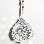 Swarovski Weight Loss Hanging Crystal