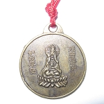 Kwan Yin Dragon Necklace