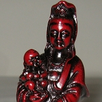 Kwan Yin with Baby