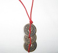 Feng Shui Wallet Coins