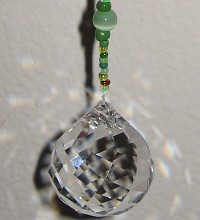 Swarovski Health Hanging Crystal