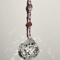 Swarovski Wealth and Prosperity Hanging Crystal