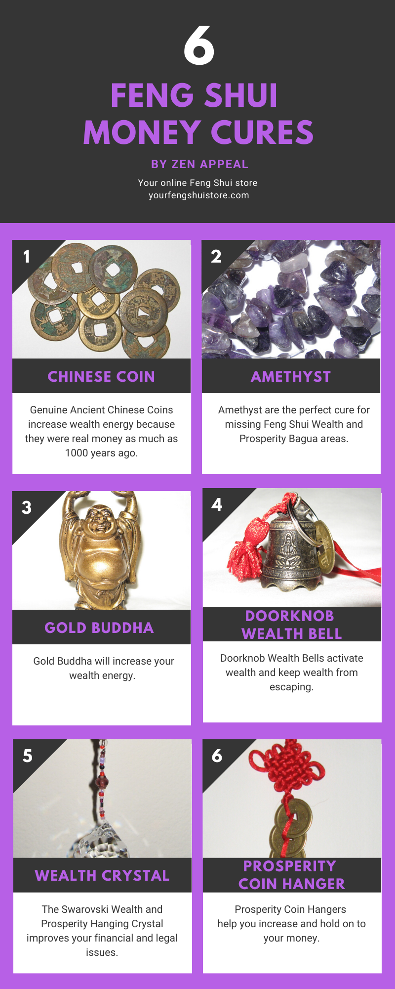 Feng Shui Money Cures