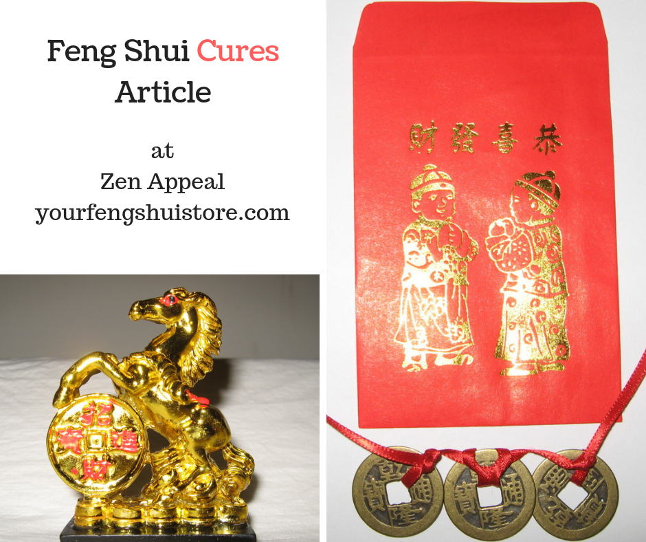 Feng Shui Cures Article