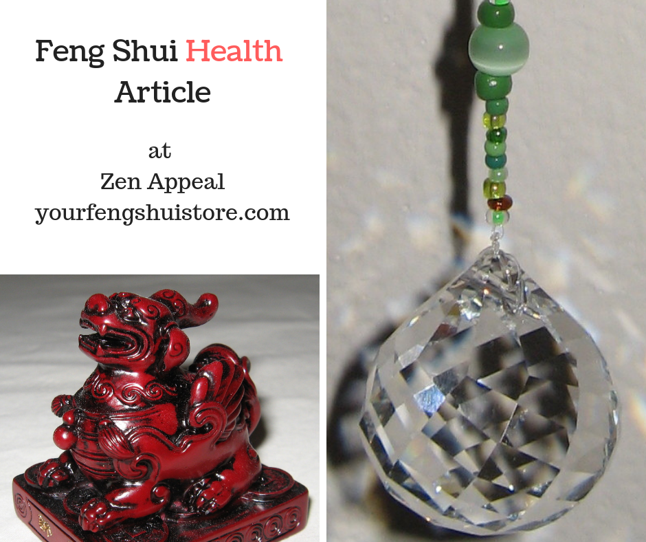 Feng Shui Health Article