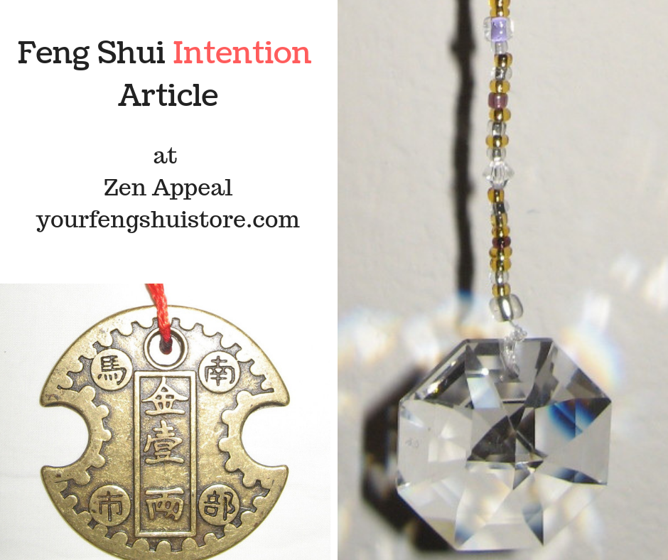 Feng Shui Intention Article