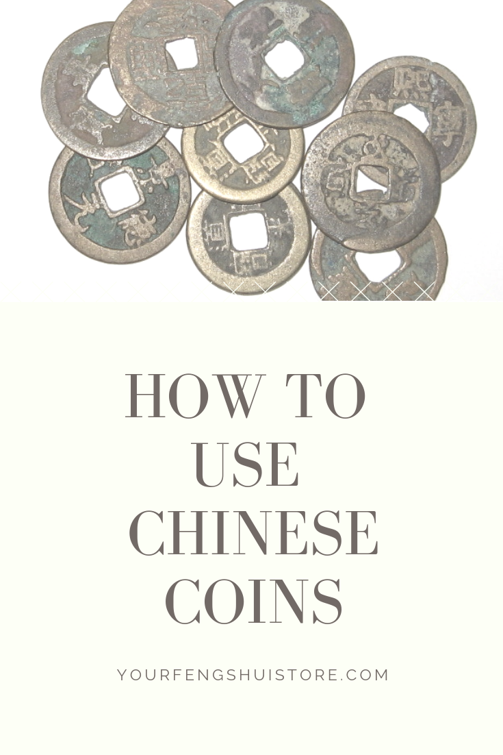 How to use Chinese Coins