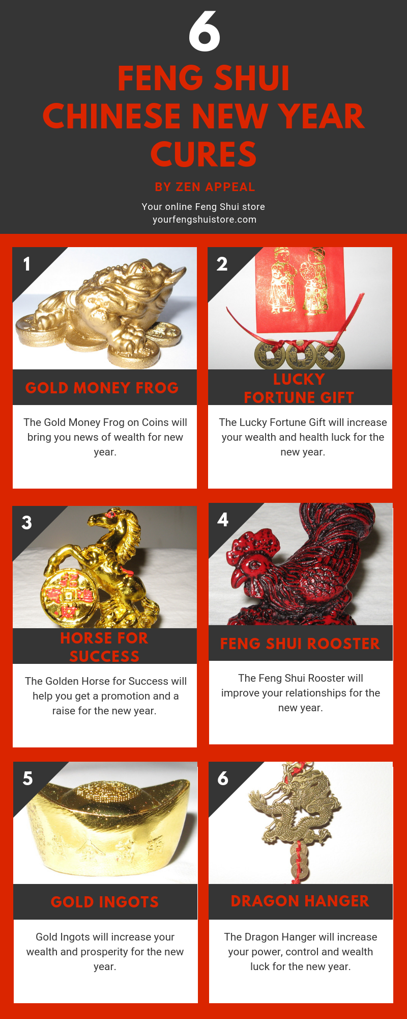 Feng Shui Chinese New Year Cures