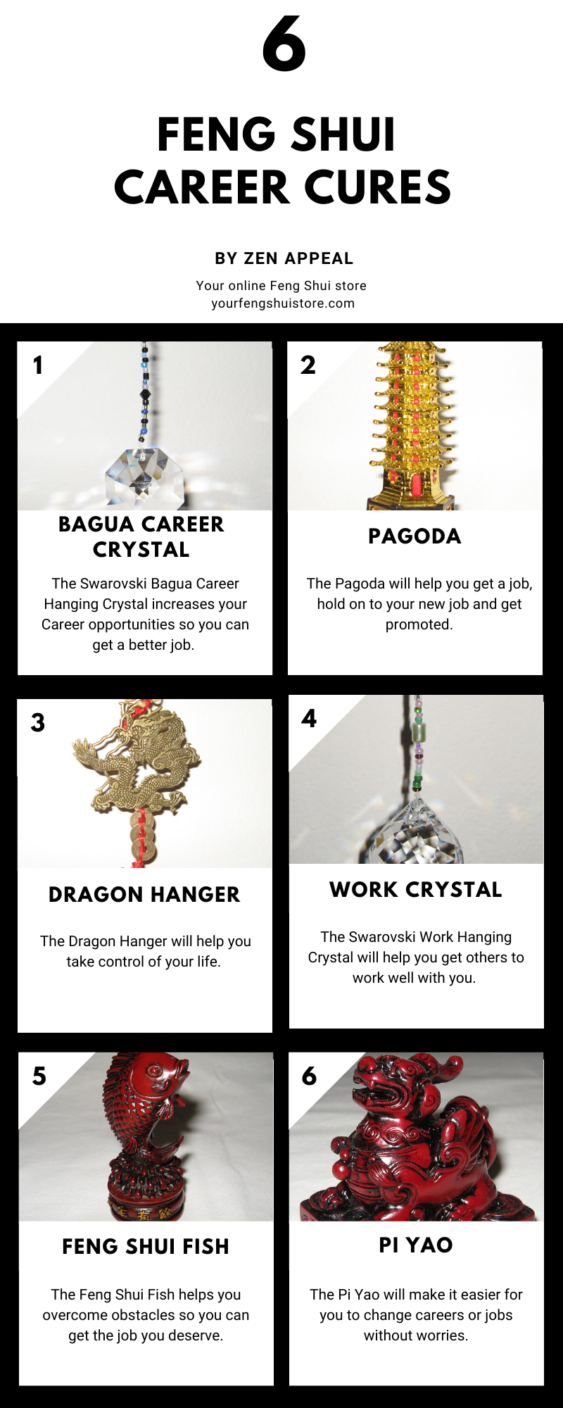 Feng Shui Career Cures