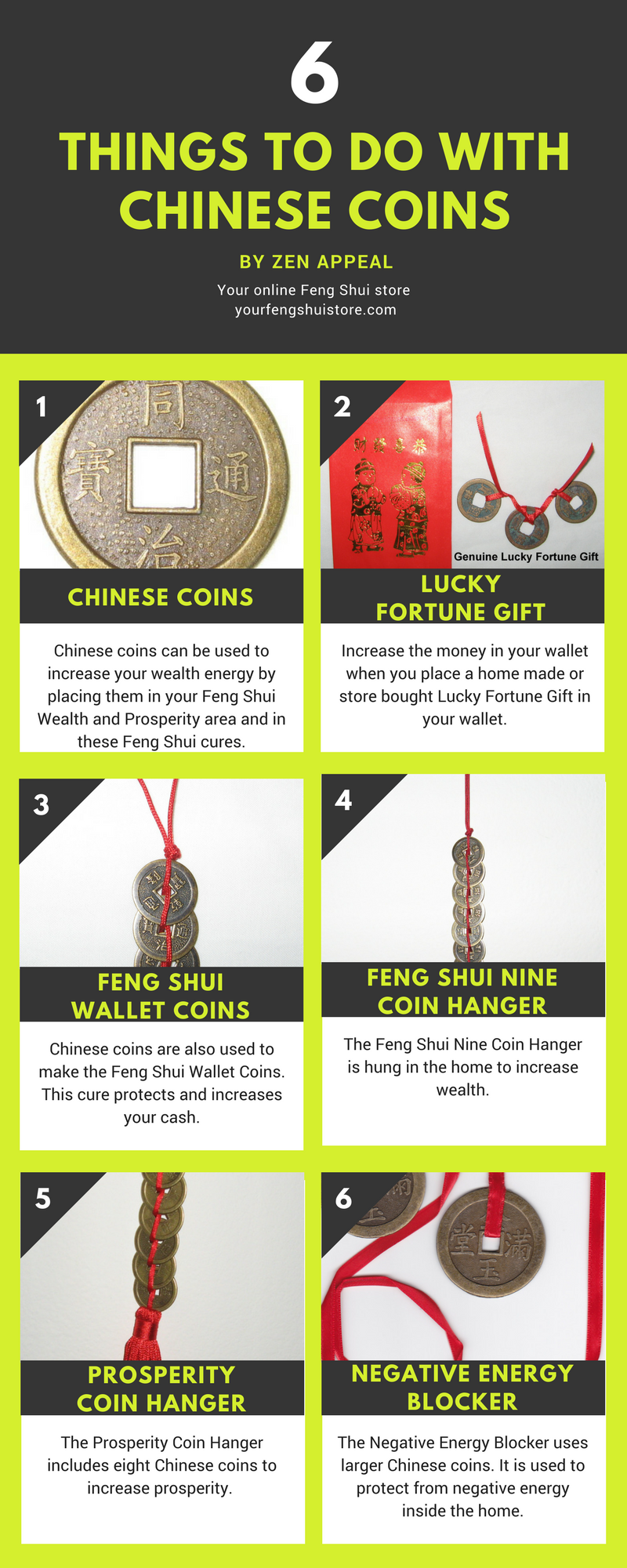 Things to do with Chinese Coins