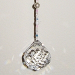 Swarovski Fertility Hanging Crystal