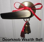 Doorknob Wealth Bell