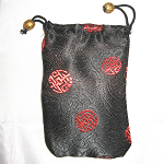 Brocade Pouch